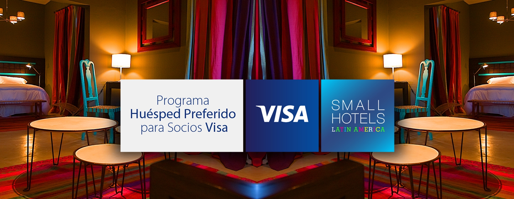 Visa Small Hotels Latin America